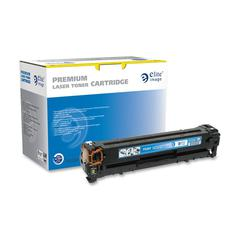Elite Image Remanufactured Toner Cartridge Alternative For HP 125A (CB541A) - Laser - 1400 Page - 1 Each