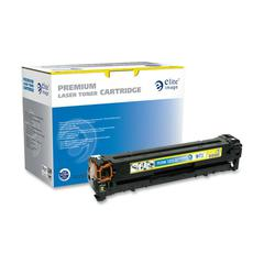 Remanufactured Toner Cartridge Alternative For HP 125A (CB542A) - Laser - 1400 Page - 1 Each