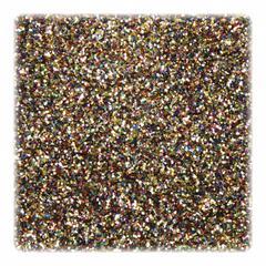 ChenilleKraft Shaker Jar Glitter - 4 oz - 6 / Box - Assorted, Blue, Gold, Silver, Green, Multicolor
