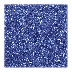 ChenilleKraft Shaker Jar Glitter - 16 oz - 1 Each - Blue