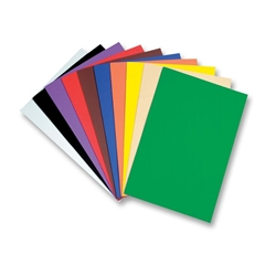 "Wonderfoam Sheet - 12"" x 9"" - 1 / Pack - Assorted - Foam"