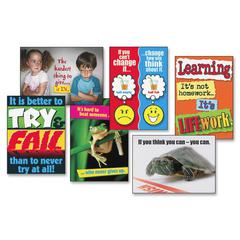 Trend Stay Focused Poster Pack - Motivation - Assorted
