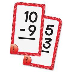 Trend Subtraction Pocket Flash Cards - Educational