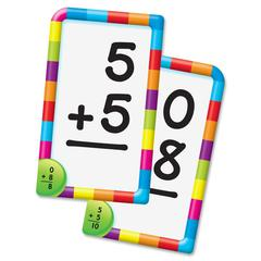 Trend Addition Pocket Flash Cards - Educational
