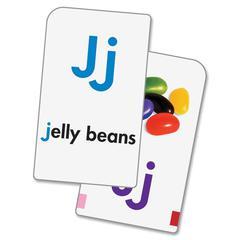 Trend Alphabet Pocket Flash Cards - Educational