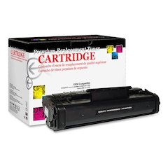 West Point Products Remanufactured Toner Cartridge Alternative For Canon FX3 - Black - Laser - 2700 Page - 1 Each