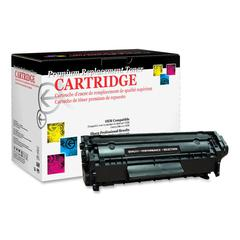 West Point Products Remanufactured Toner Cartridge Alternative For HP 12A (Q2612A) - Black - Laser - 2000 Page - 1 Each