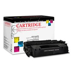 Products Remanufactured High Yield Toner Cartridge Alternative For HP 49X (Q5949X) - Black - Laser - 6000 Page - 1 Each