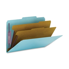 "PressGuard® Classification Folders with SafeSHIELD® Coated Fastener Technology - Legal - 8 1/2"" x 14"" Sheet Size - 2"" Expansion - 6 Fastener(s) - 2"" Fastener Capacity for Folder, 1"" Fast"
