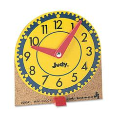 Mini Judy Clock - Theme/Subject: Learning - Skill Learning: Time