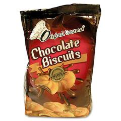 Tea Biscuits - Chocolate - 12 / Carton