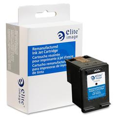 Elite Image Remanufactured High Yield Ink Cartridge Alternative For HP 60XL (CC641WN) - Inkjet - 600 Page - 1 Each