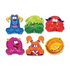 """Trend Furry Friends Classic Accents Variety Pack - 5.50"""" Height - Assorted - 36 / Pack"""