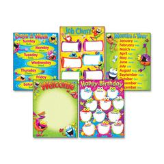 Trend Classroom Basics Frog-tastic! Learning Chart - Learning