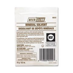 Diversey Beer Clean Mineral Solvent - Powder - 14 gal - 100 / Carton - White