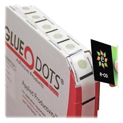 Tatco Glue Dots - 4000 / Pack - Clear