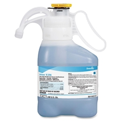 Virex II 256 Diversey Virex II 1-Step Disinfectant Cleaner - Concentrate Liquid - 0.37 gal (47.34 fl oz) - Minty Scent - 1 Each - Blue
