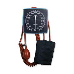 Medline Aneroid Sphygmomanometer - For Blood Pressure - Blue