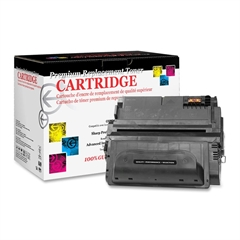 West Point Products Remanufactured Toner Cartridge Alternative For HP 38A (Q1338A) - Black - Laser - 12000 Page - 1 Each
