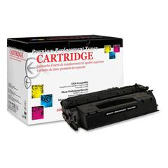 West Point Products Remanufactured Toner Cartridge Alternative For HP 53X (Q7553X) - Black - Laser - 7000 Page - 1 Each