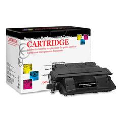 West Point Products Remanufactured Toner Cartridge Alternative For HP 27X (C4127X) - Black - Laser - 10000 Page - 1 Each