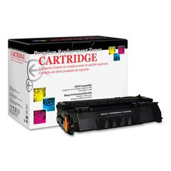 Products Remanufactured Toner Cartridge Alternative For HP 49A (Q5949A) - Black - Laser - 2500 Page - 1 Each