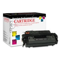 Products Remanufactured Toner Cartridge Alternative For HP 10A (Q2610A) - Black - Laser - 6000 Page - 1 Each