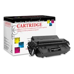 Products Remanufactured Toner Cartridge Alternative For HP 96A (C4096A) - Black - Laser - 5000 Page - 1 Each