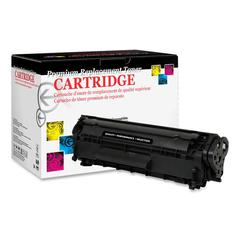 Products Remanufactured Toner Cartridge Alternative For Canon 104/FX9/FX10 - Black - Laser - 2000 Page - 1 Each