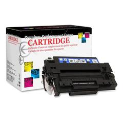 Products Remanufactured Toner Cartridge Alternative For HP 51A (Q7551A) - Black - Laser - 6500 Page - 1 Each