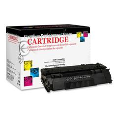 Products Remanufactured Toner Cartridge Alternative For HP 53A (Q7553A) - Black - Laser - 3000 Page - 1 Each