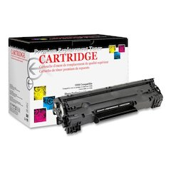 West Point Remanufactured Toner Cartridge - Alternative for HP 35A (CB435A) - Laser - 1500 Pages - Black - 1 Each