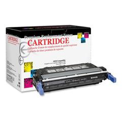 West Point Products Remanufactured Toner Cartridge Alternative For HP 643A (Q5950A) - Black - Laser - 11000 Page - 1 Each