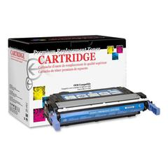 West Point Products Remanufactured Toner Cartridge Alternative For HP 643A (Q5951A) - Cyan - Laser - 10000 Page - 1 Each
