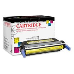 West Point Products Remanufactured Toner Cartridge Alternative For HP 643A (Q5952A) - Yellow - Laser - 10000 Page - 1 Each