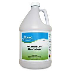 1Gal Enviro Care Floor Stripper - Liquid Solution - 1 gal (128 fl oz) - 4 / Carton - Clear