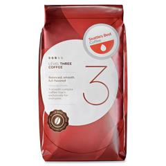 Starbucks Level 3 Seattle's Best Whole Bean Coffee - Regular - Nutty - Medium - 12 oz - 1 Each