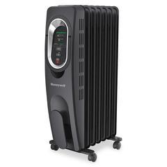 Honeywell EnergySmart Electric Heater - Electric - Portable - Black