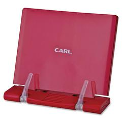 Sleek Tablet Stand - 1 Each - Red