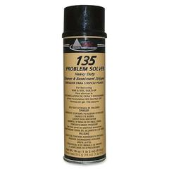 RMC Heavy-Duty Baseboard Stripper - Aerosol - 0.14 gal (18 fl oz) - 12 / Carton - White