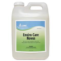 RMC Enviro Care Novus Floor Finish - Liquid Solution - 2.50 gal (320 fl oz) - 2 / Carton - White