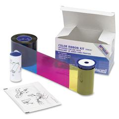 SICURIX 534000002/3 Printer Ribbons - Dye Sublimation, Thermal Transfer - 250 Images - YMCKT - 1 Each