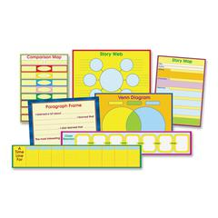 Graphic Organizer Charts - Multi Surface - 1 Pack