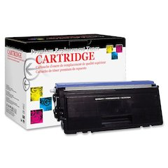 West Point Products Remanufactured Toner Cartridge Alternative For Brother TN570 - Black - Laser - 6700 Page - 1 Each