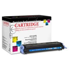 West Point Products Remanufactured Toner Cartridge Alternative For HP 124A (Q6001A) - Cyan - Laser - 2000 Page - 1 Each