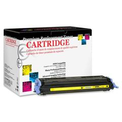 West Point Products Remanufactured Toner Cartridge Alternative For HP 124A (Q6002A) - Yellow - Laser - 2000 Page - 1 Each