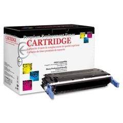 West Point Products Remanufactured Toner Cartridge Alternative For HP 641A (C9720A) - Black - Laser - 9000 Page - 1 Each