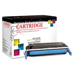 Products Remanufactured Toner Cartridge Alternative For HP 641A (C9721A) - Cyan - Laser - 8000 Page - 1 Each