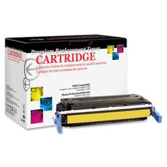 West Point Products Remanufactured Toner Cartridge Alternative For HP 641A (C9722A) - Yellow - Laser - 8000 Page - 1 Each
