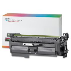 Media Sciences Toner Cartridge - Alternative for HP (CE261A) - Laser - 17000 Pages - Black - 1 Each